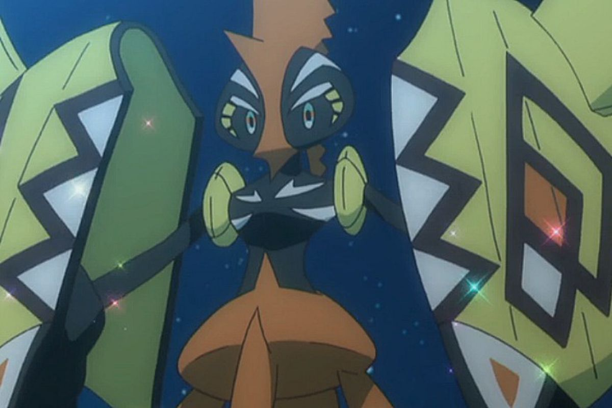 Shiny Tapu Koko is Available Now for Pokemon Sun and Moon Players