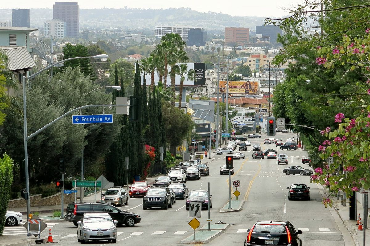 West Hollywood is Los Angeless Shabby Chic Neighborhood