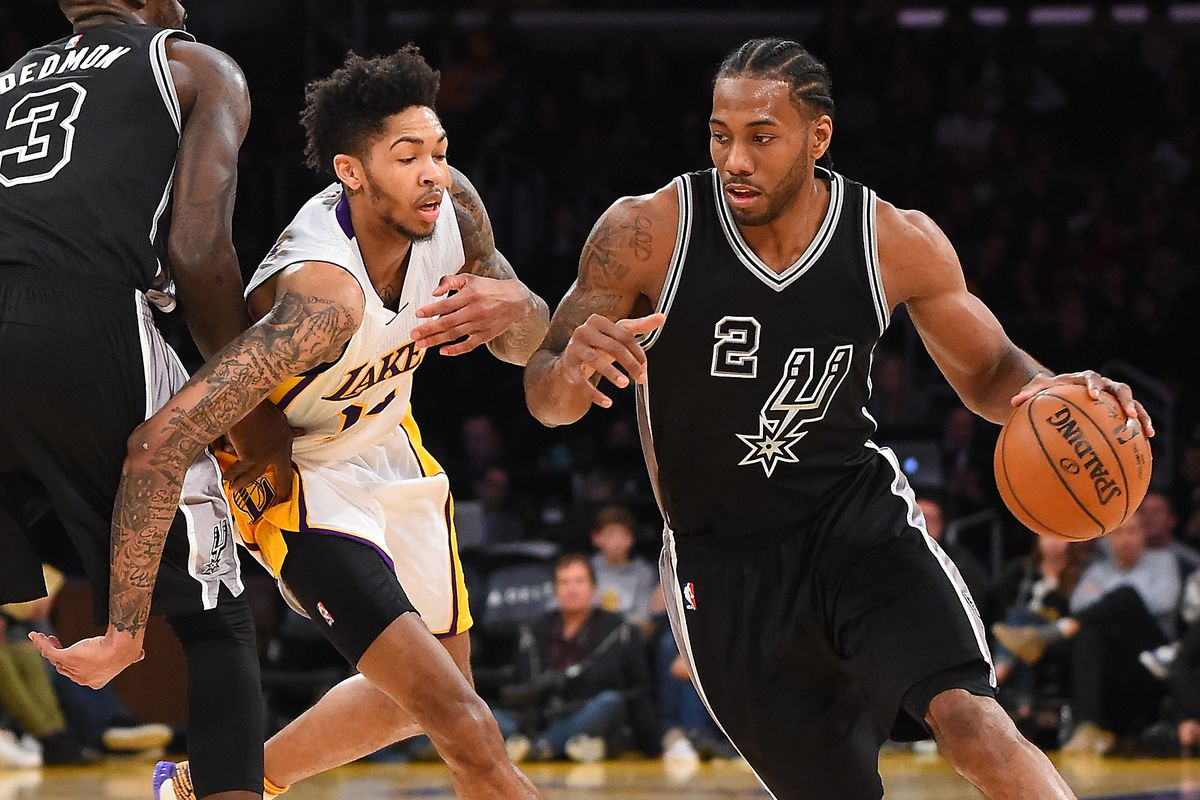 a183b39f1882 NBA Rumors  Kawhi Leonard still isn t willing to sign with any teams other  than the Lakers or (maybe) Clippers in 2019