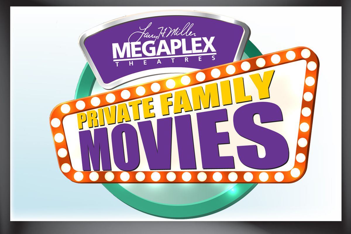 A photo of the Private Family Movies poster.