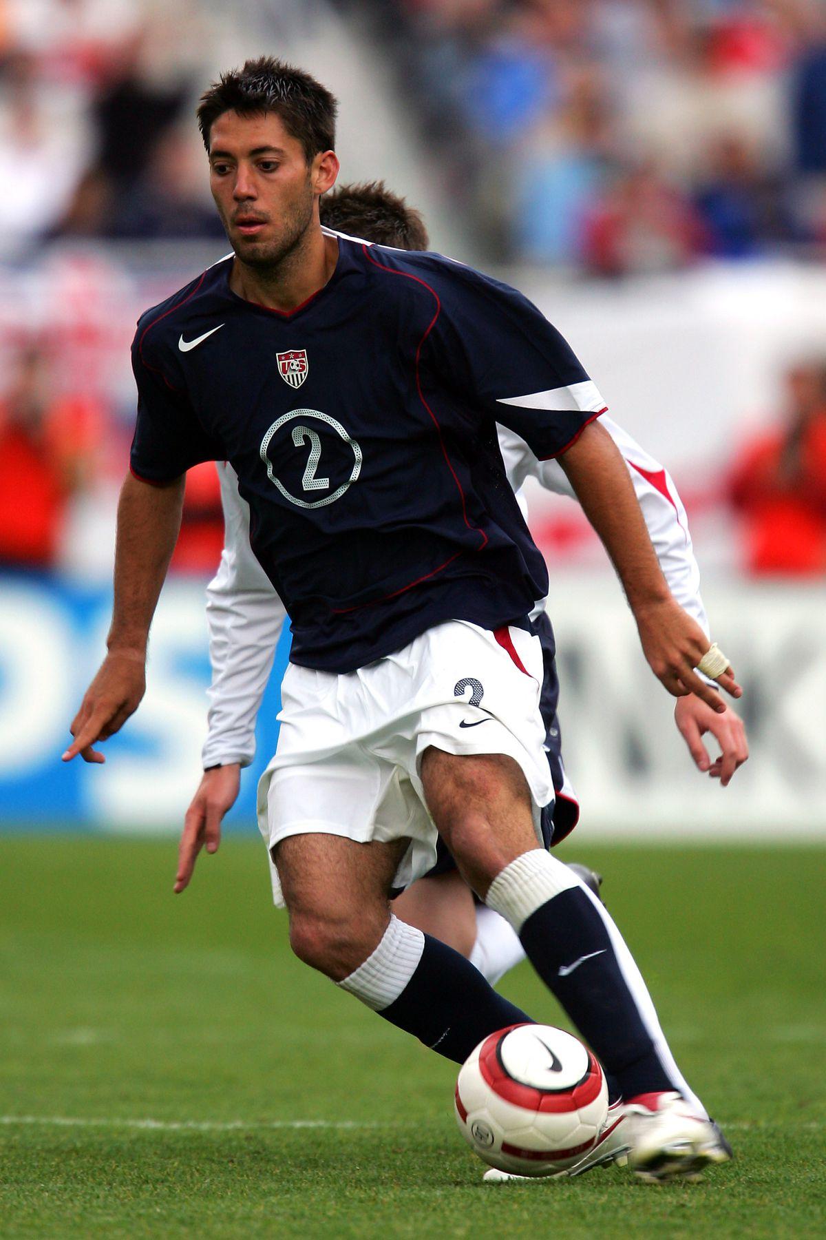 Soccer - International Friendly - USA v England - Soldier Field Stadium