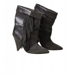 Suede Boots, $299