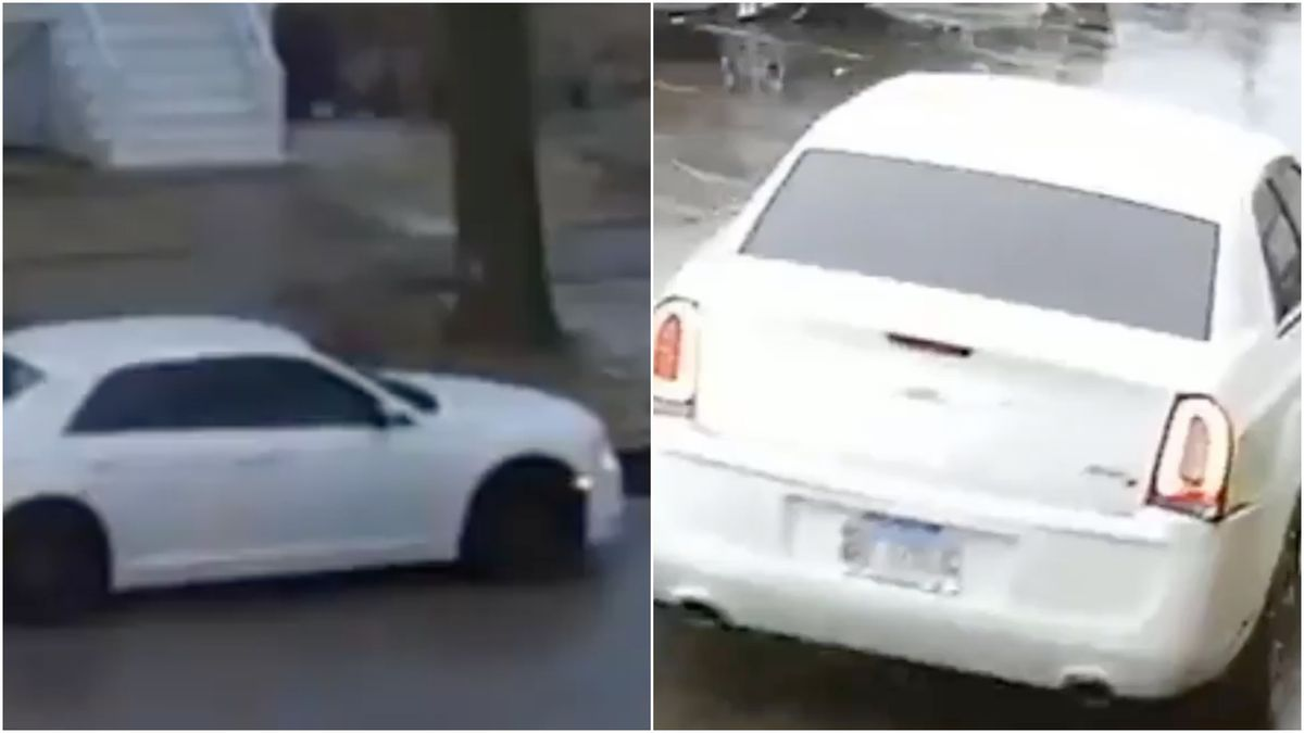 Police released video of suspects wanted in connection with a shooting in Avalon Park.
