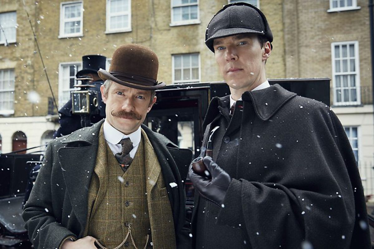 In Sherlock: The Abominable Bride, Holmes is the worst kind of ...