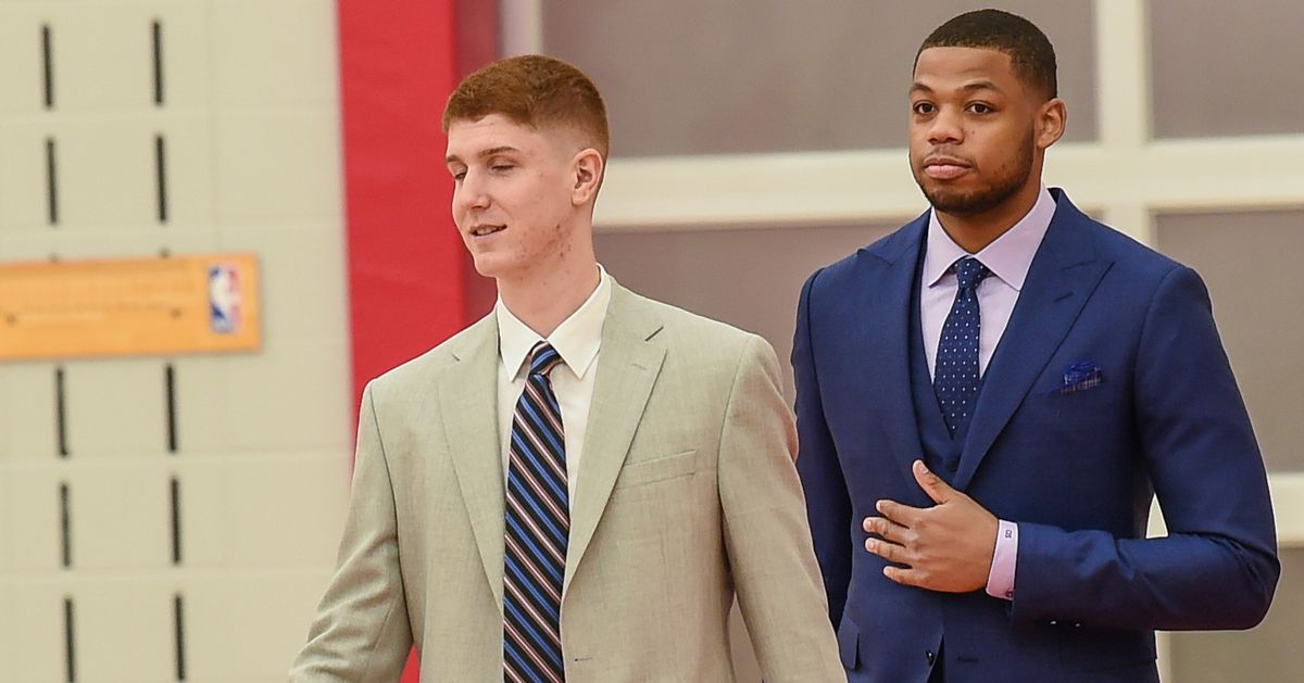 Atlanta Hawks roundtable: What are your expectations for Omari Spellman and Kevin Huerter?