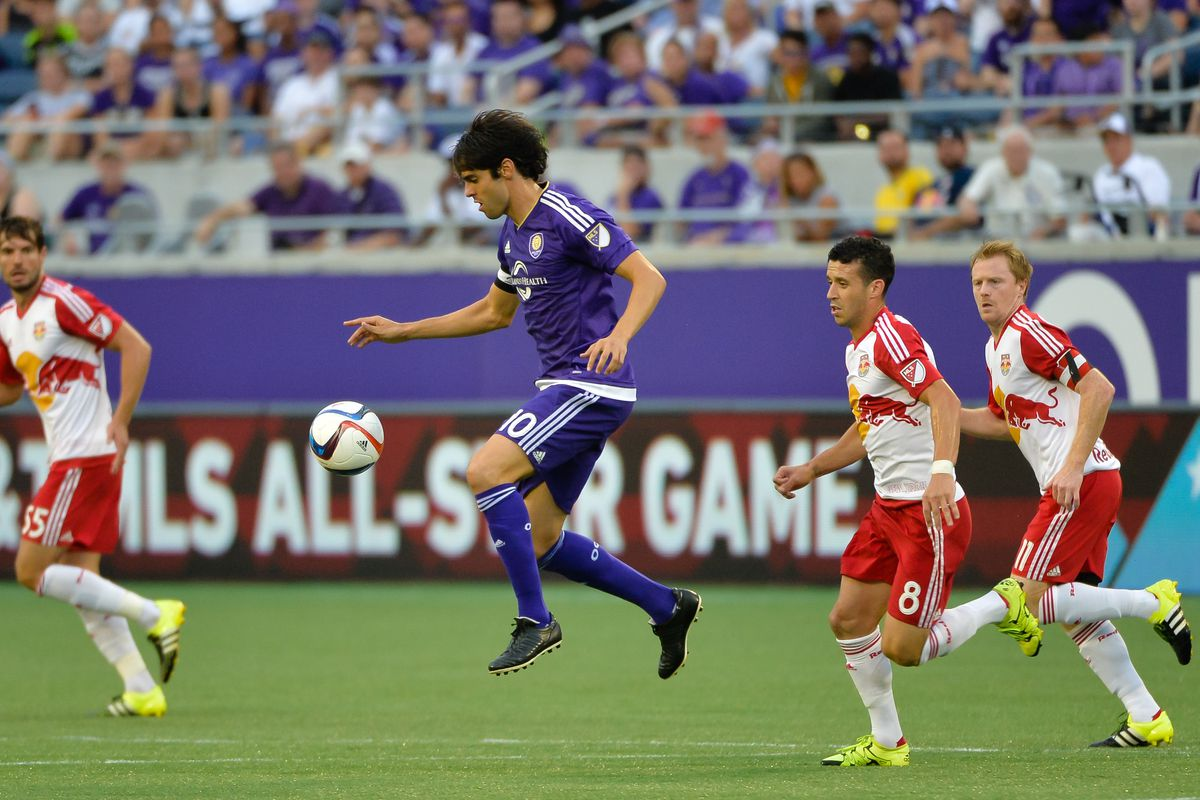 Kaka will need to be flying for Orlando to have a chance in Red Bull Arena.