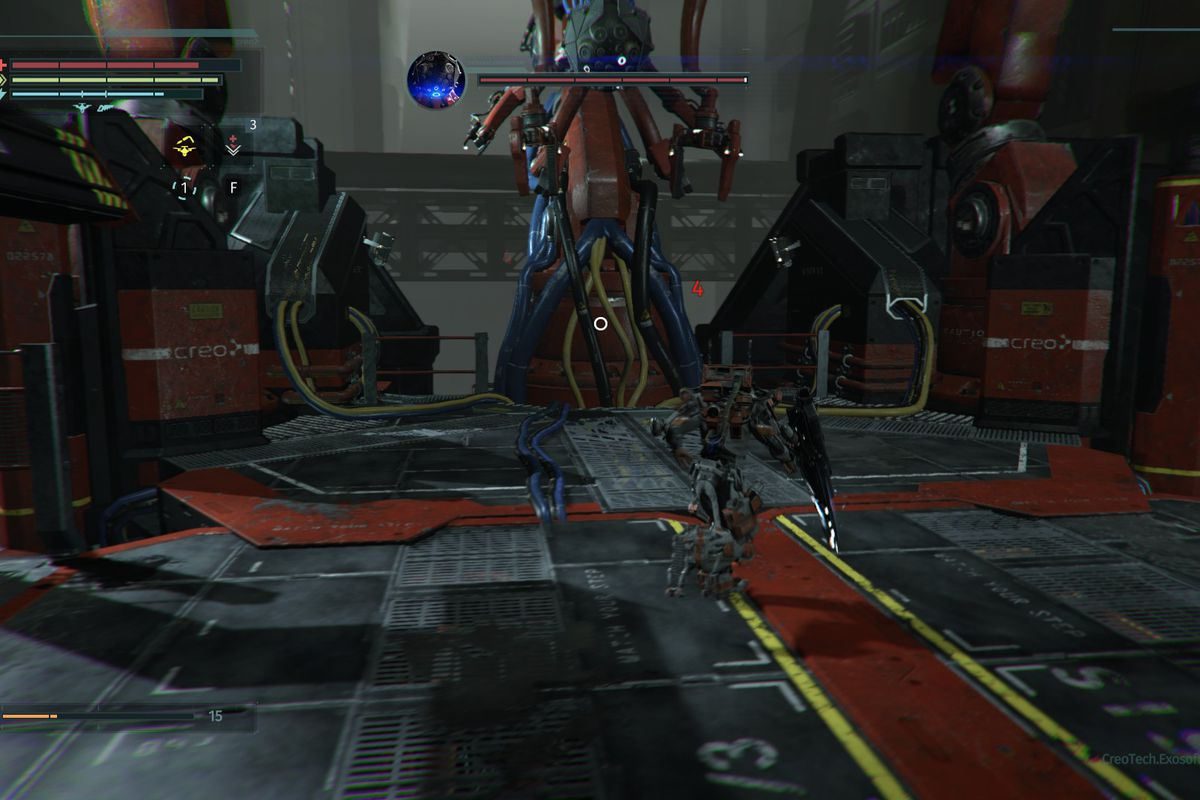 The Surge guide: Big Sister 1⁄3 boss fight - Polygon