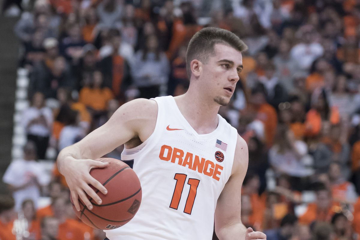 Syracuse 89 Seattle 67 Joe Girard Iii Has His Breakout
