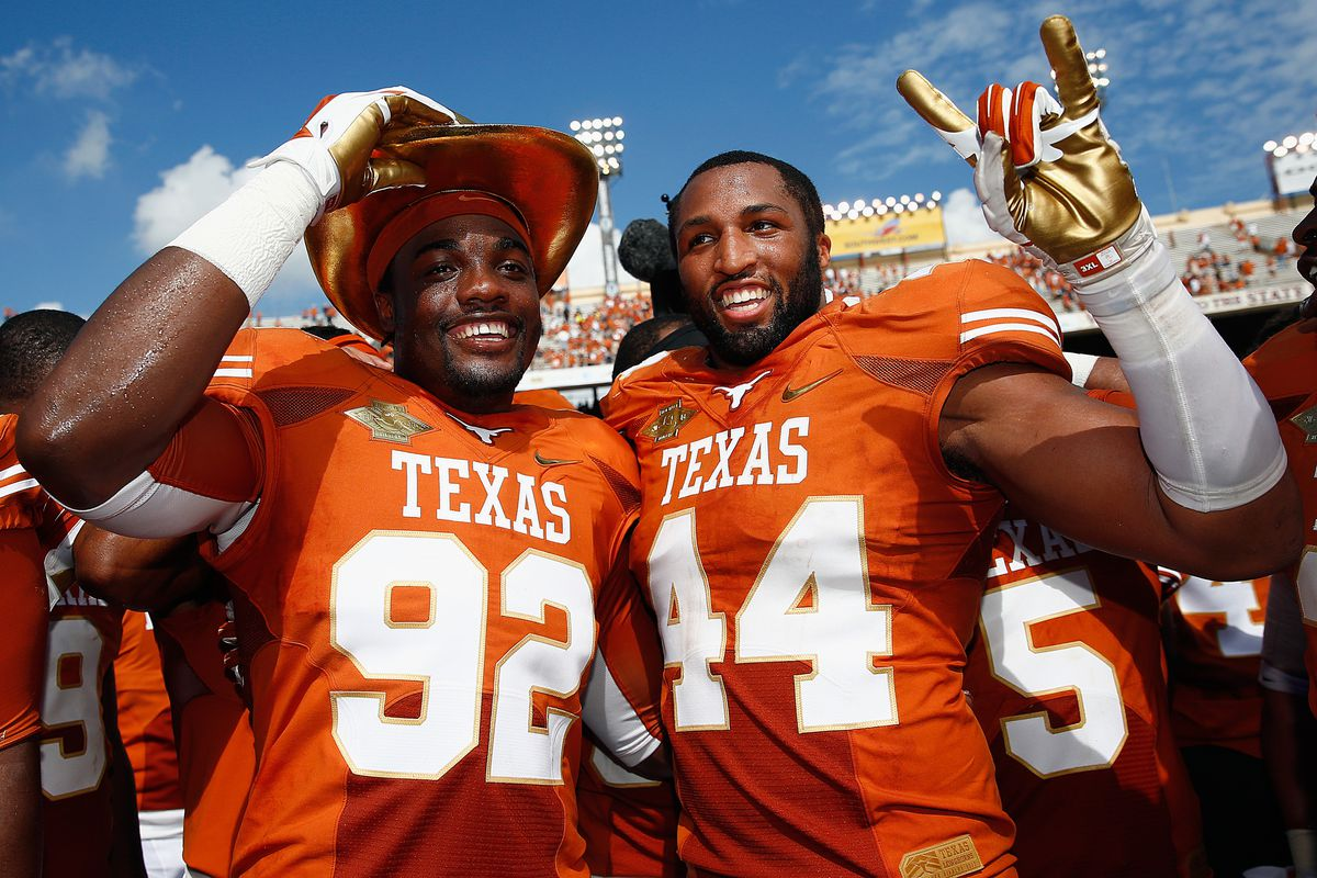 I want to play Texas for the LongHorned Frog Trophy.  That would be excellent.