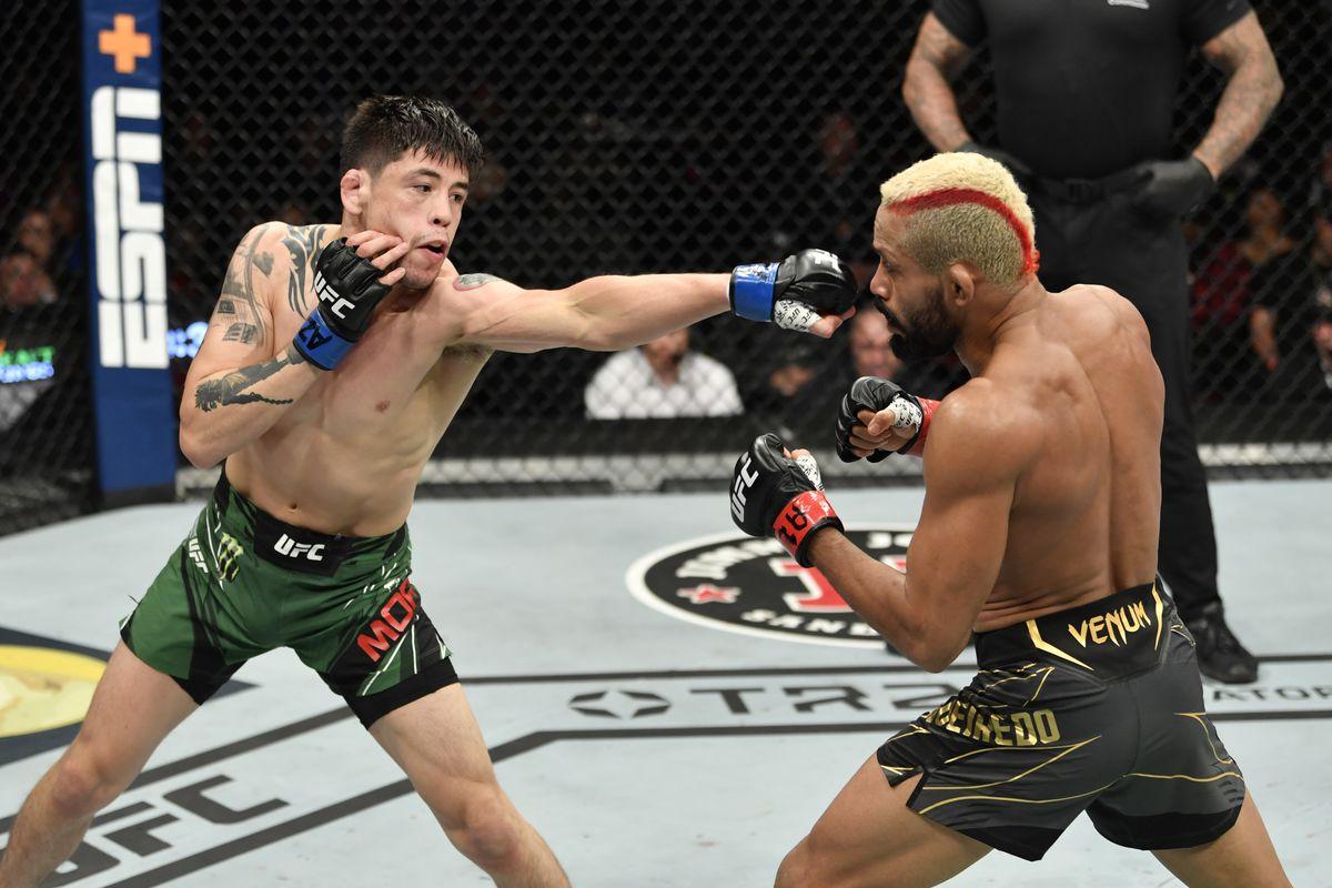 UFC 263: Figueiredo v Moreno 2
