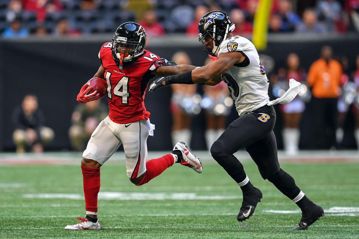 NFL: Baltimore Ravens at Atlanta Falcons