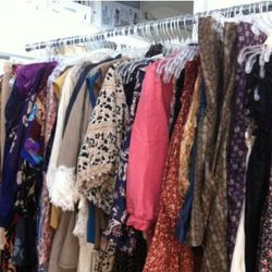$50-and-under frocks at Sunner in July