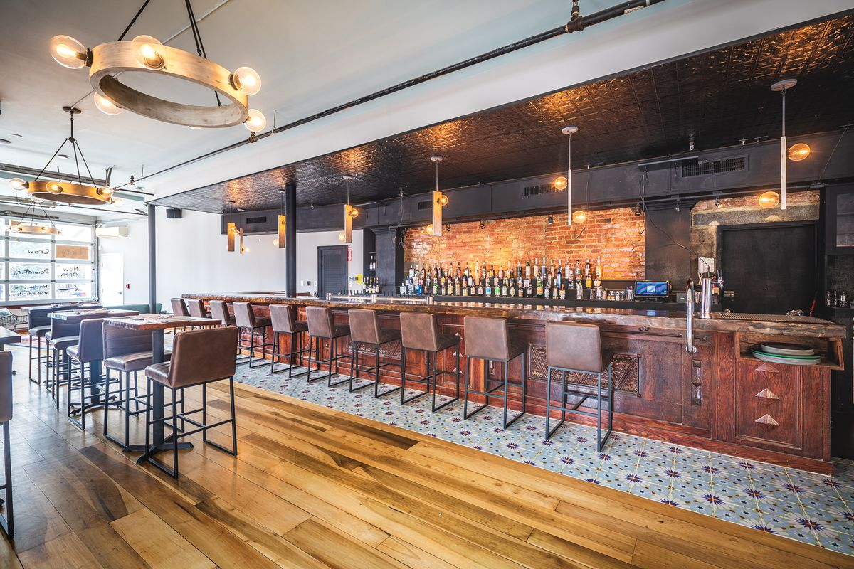 The bar at Makan will have cocktails that incorporate Malaysian ingredients and 18 wines by the glass.