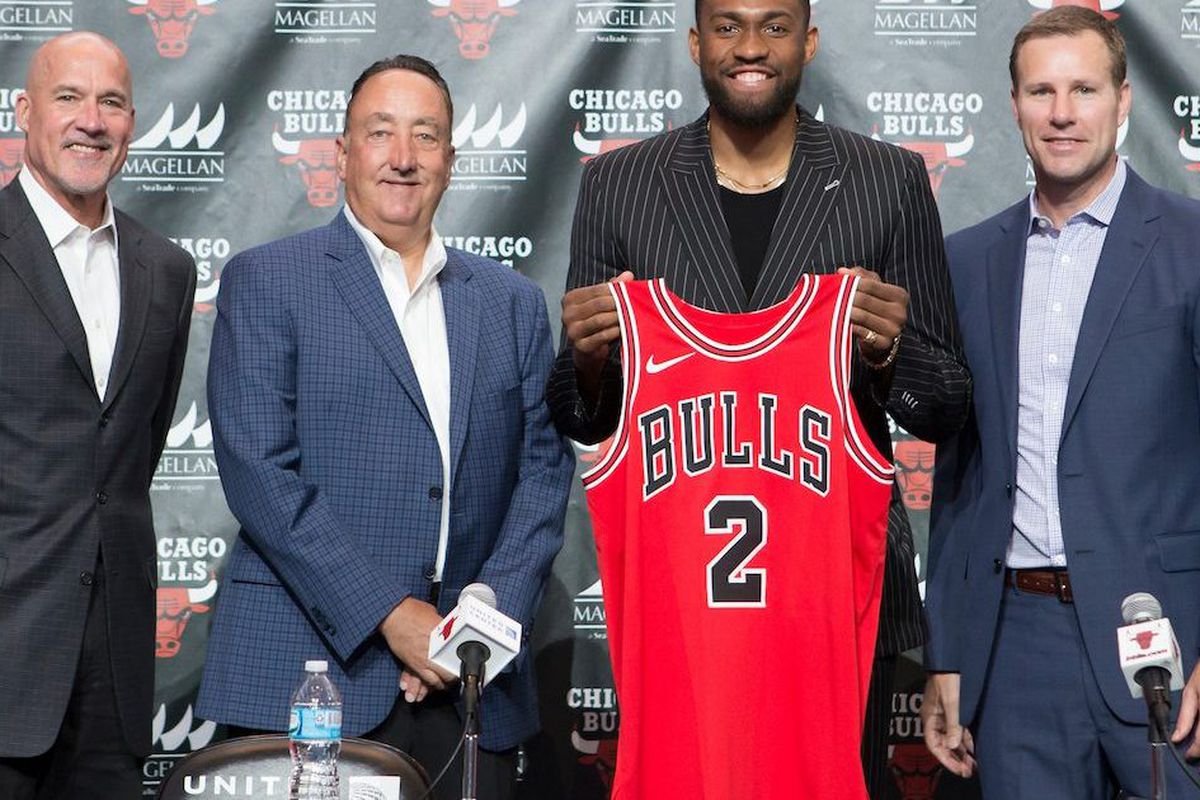 quality design bce3c 71c6f Bulls' Jabari Parker talks and plays like he would rather be ...