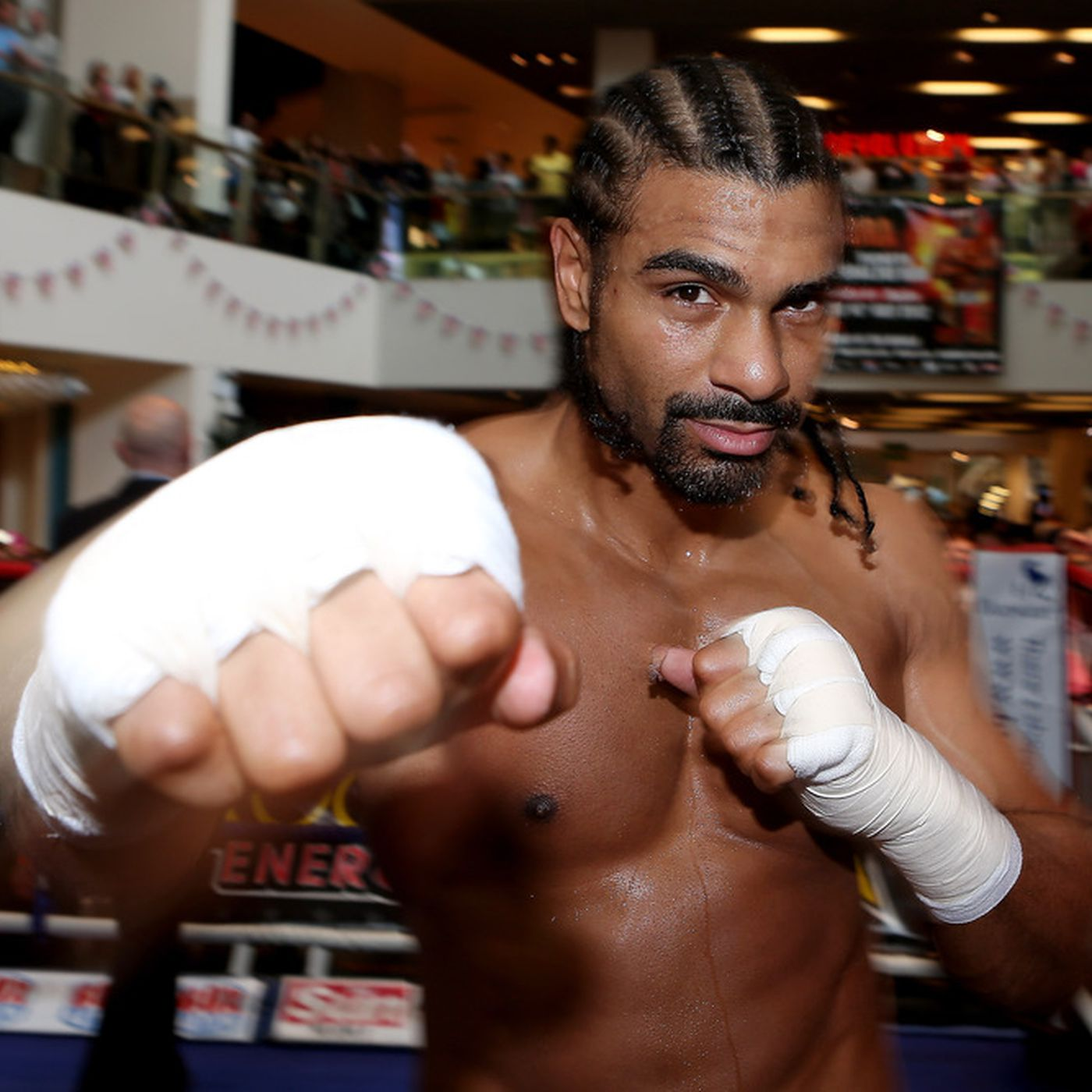 Haye vs Chisora Video: Beyond the Ropes Full Episodes 1 and