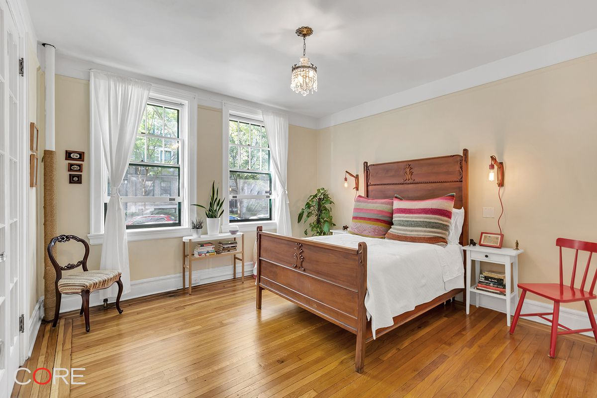 For Under 400k A Big And Bright Jackson Heights Co Op In A Historic Building Curbed Ny