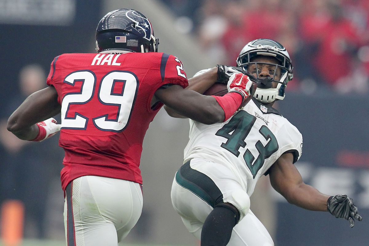 An opportunity at safety for Andre Hal?