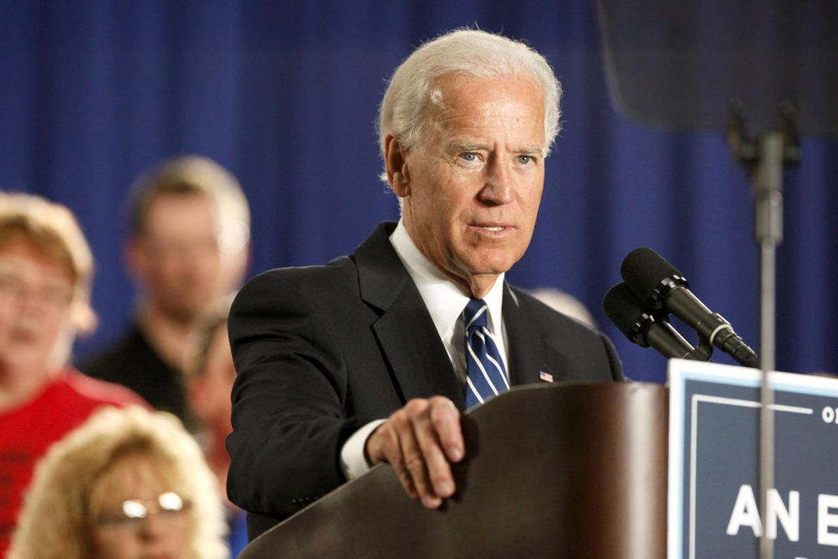 FILE - In this March 15, 2012, file photo, Vice President Joe Biden in Toledo, Ohio. Biden has issued a strong defense of President Barack Obama's foreign policy record and suggested that Republican Mitt Romney doesn't understand the role of contemporary