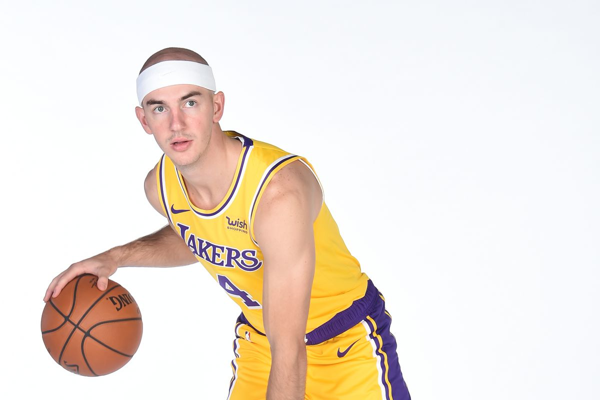 2020-2021 Los Angeles Lakers Content Day