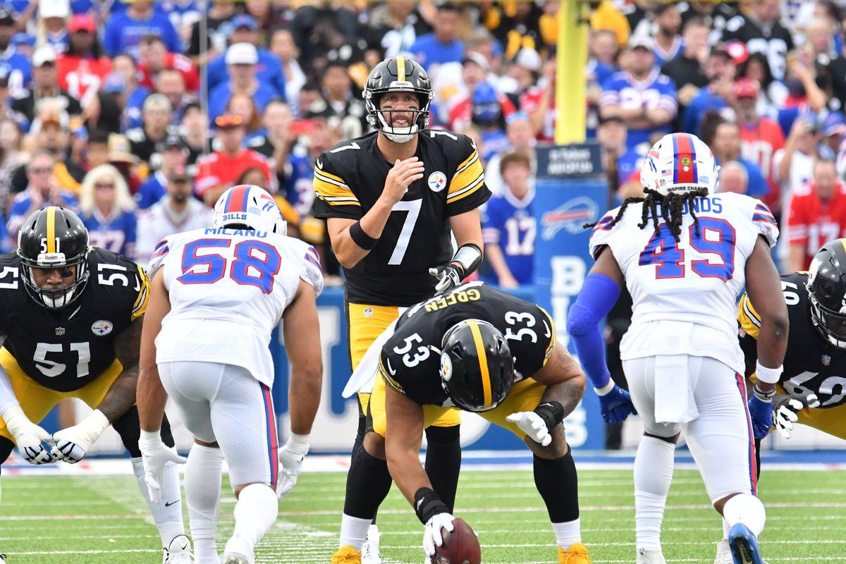 NFL: Pittsburgh Steelers at Buffalo Bills