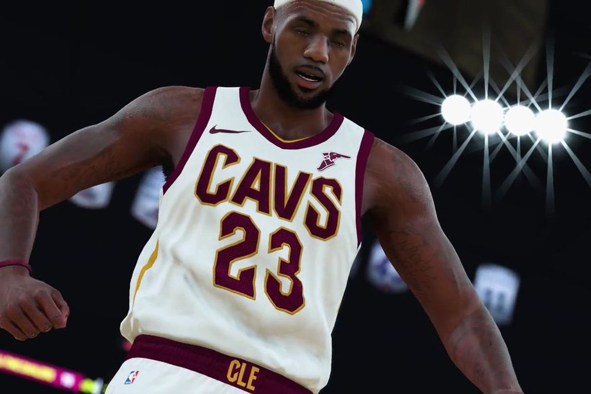 Cavaliers' all-time roster on NBA 2K18 revealed - Fear The Sword