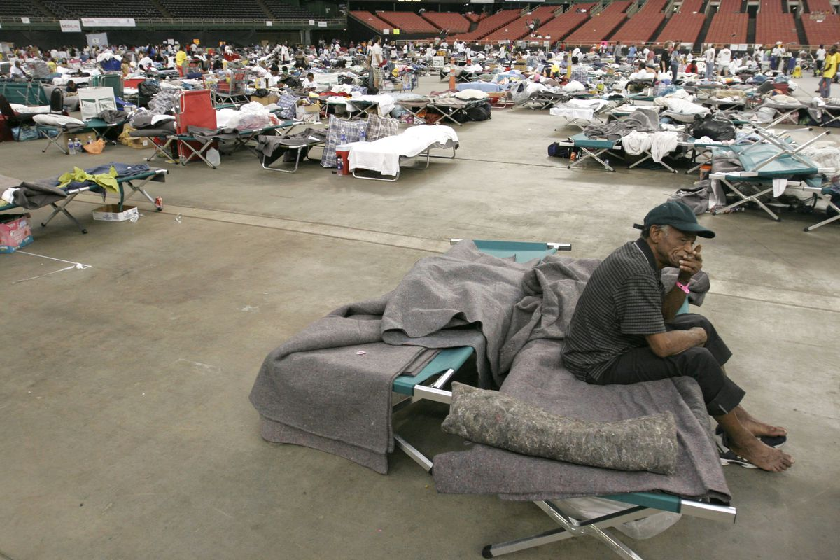 New Orleans Evacuees Slowly Assimilate Into Houston Area