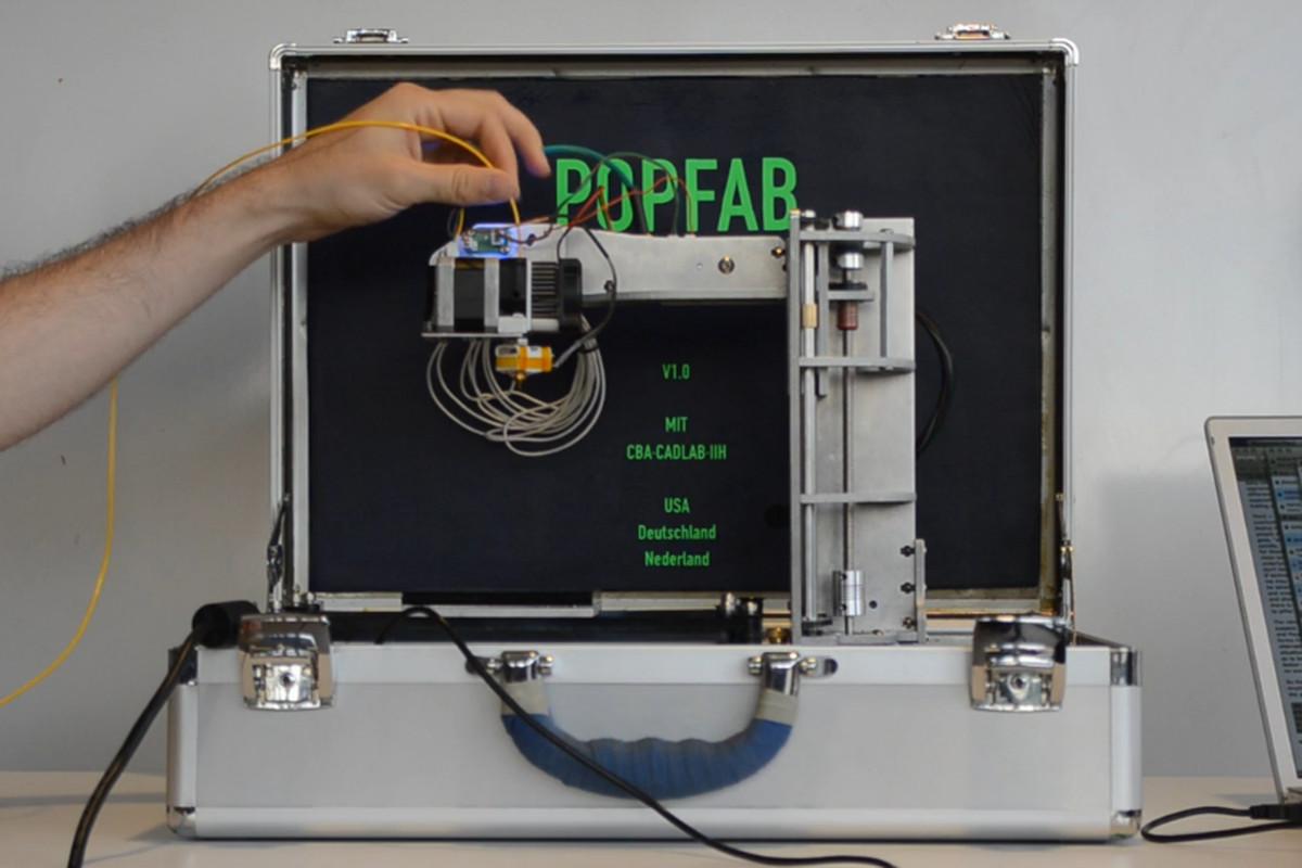 MIT CNC Briefcase