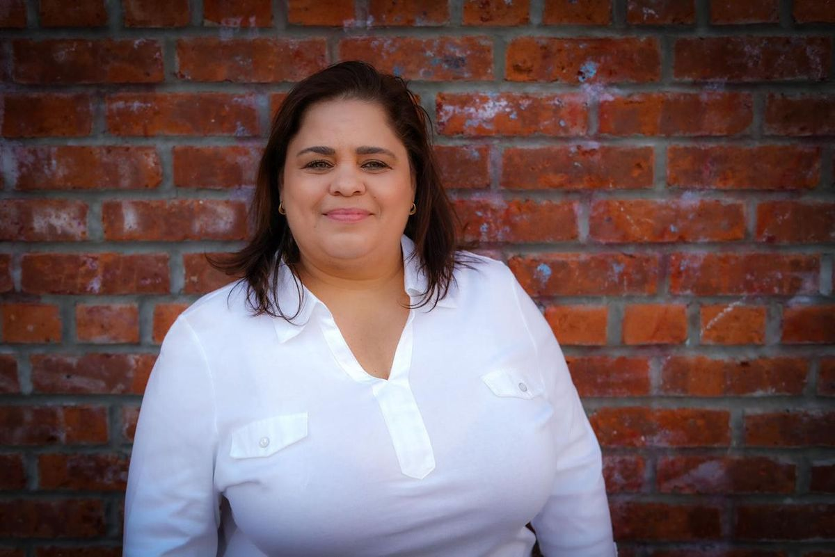 Darma Díaz is running for City Council in Brooklyn.