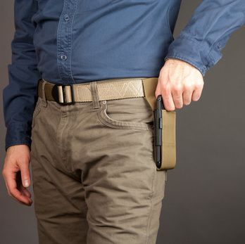 Cellphone holsters: why dads love them, and why they could