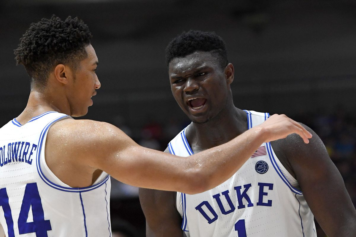 Zion Williamson has been dragged into the FBI trial  What does it