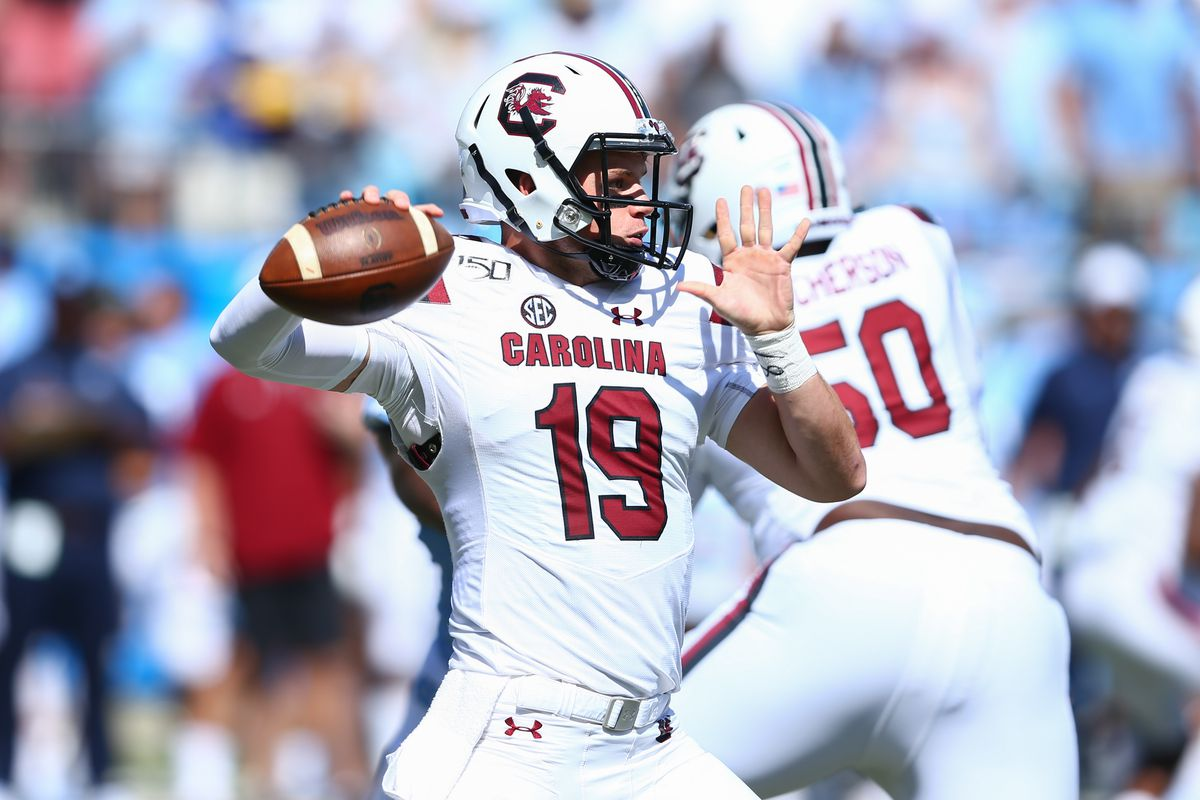 South Carolina blows double-digit lead in season-opening ... North Carolina Football Score