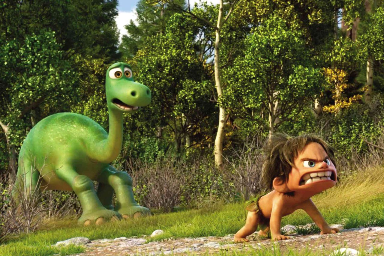 Triceratops The Good Dinosaur: Review: The Good Dinosaur Sets A Frustratingly Familiar