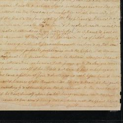 """This is the first page of the printer""""™s manuscript of the Book of Mormon. The LDS Church purchased the manuscript from the Community of Christ on Wednesday, Sept. 20, 2017."""