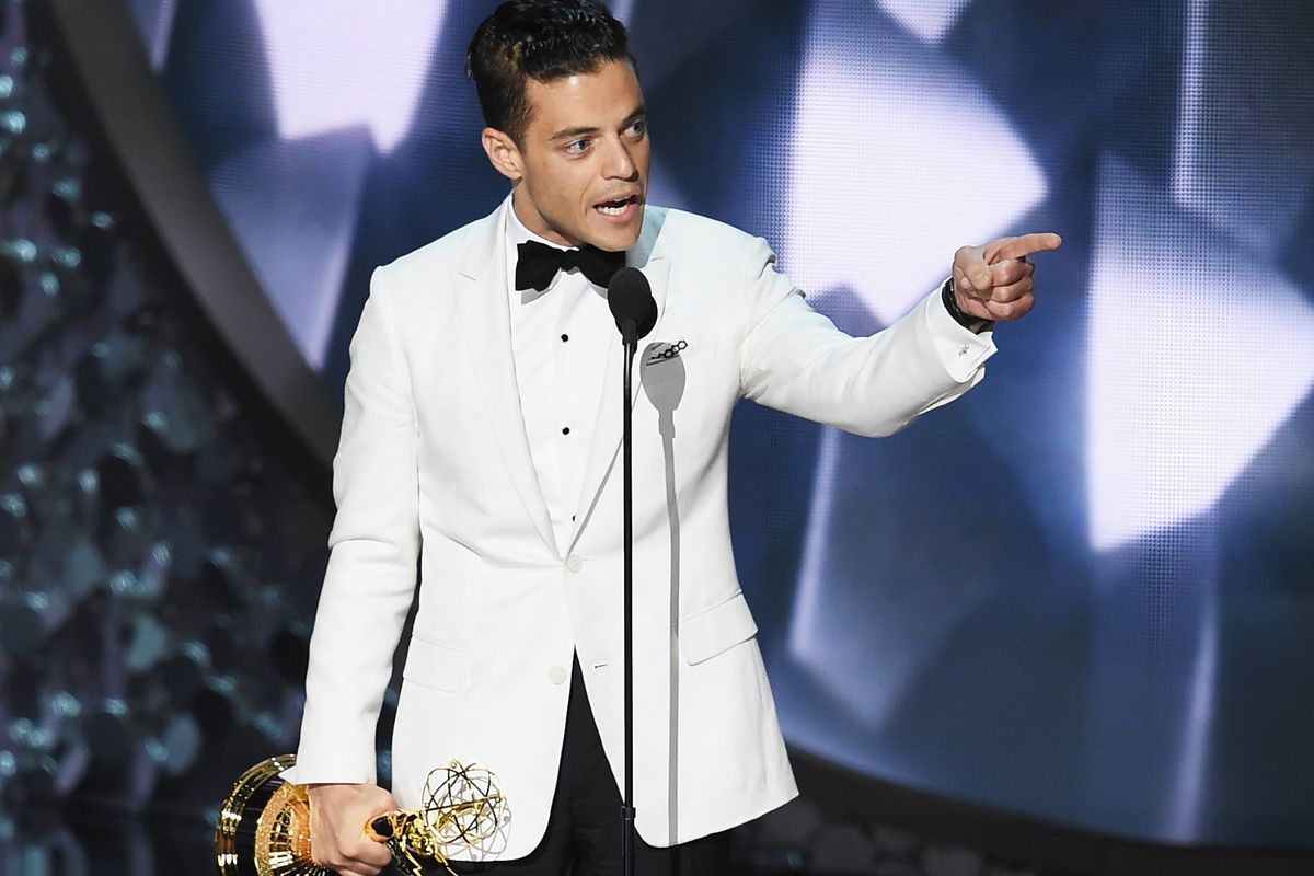 Emmys 2016: Rami Malek wins Outstanding Lead Actor in a