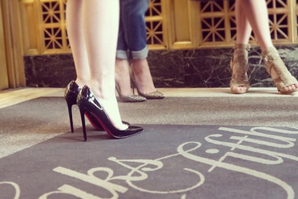 """Image via <a href=""""http://instagram.com/p/agOtZrHlby/"""">Saks Fifth Avenue</a>/Instgram"""