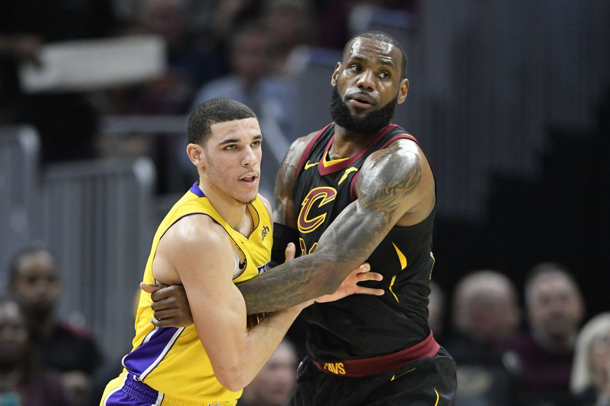 6abf2771393b Lakers vs. Cavaliers  Game preview
