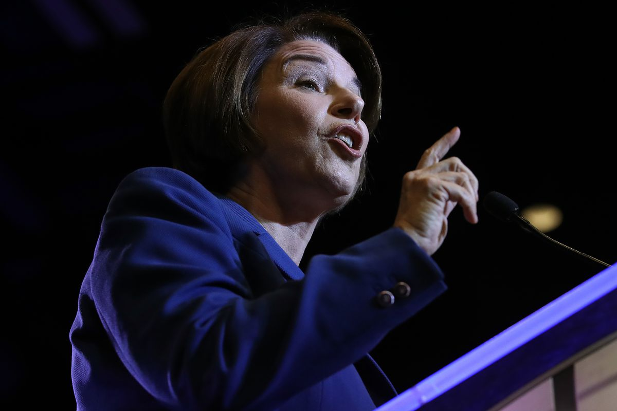 Democratic Presidential Candidates Attend The South Carolina Convention