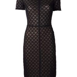 "Raquel Allegra lace cocktail <a href=""http://www.shoptrafficla.com/shopping/women/raquel-allegra-lace-cocktail-dress-item-10609385.aspx"">dress</a>, $428."