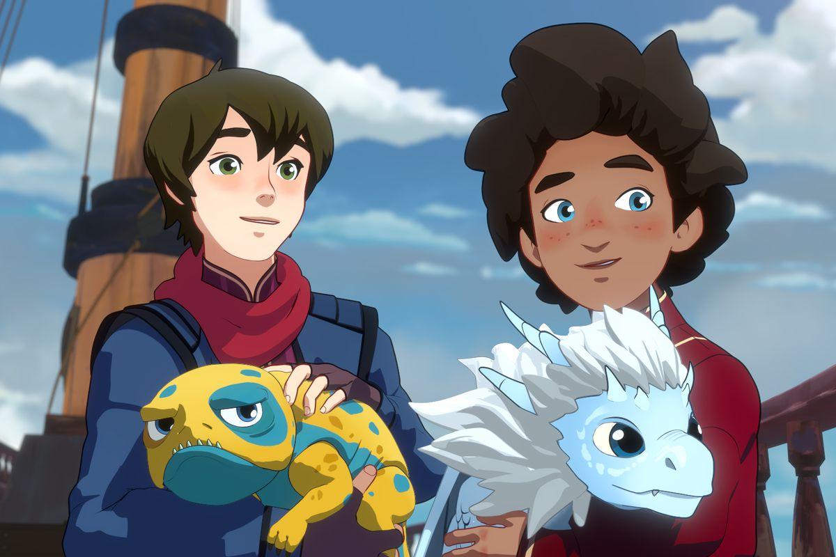 Dragon Prince: Netflix's Dragon Prince Season 2 Tweaks Animation After