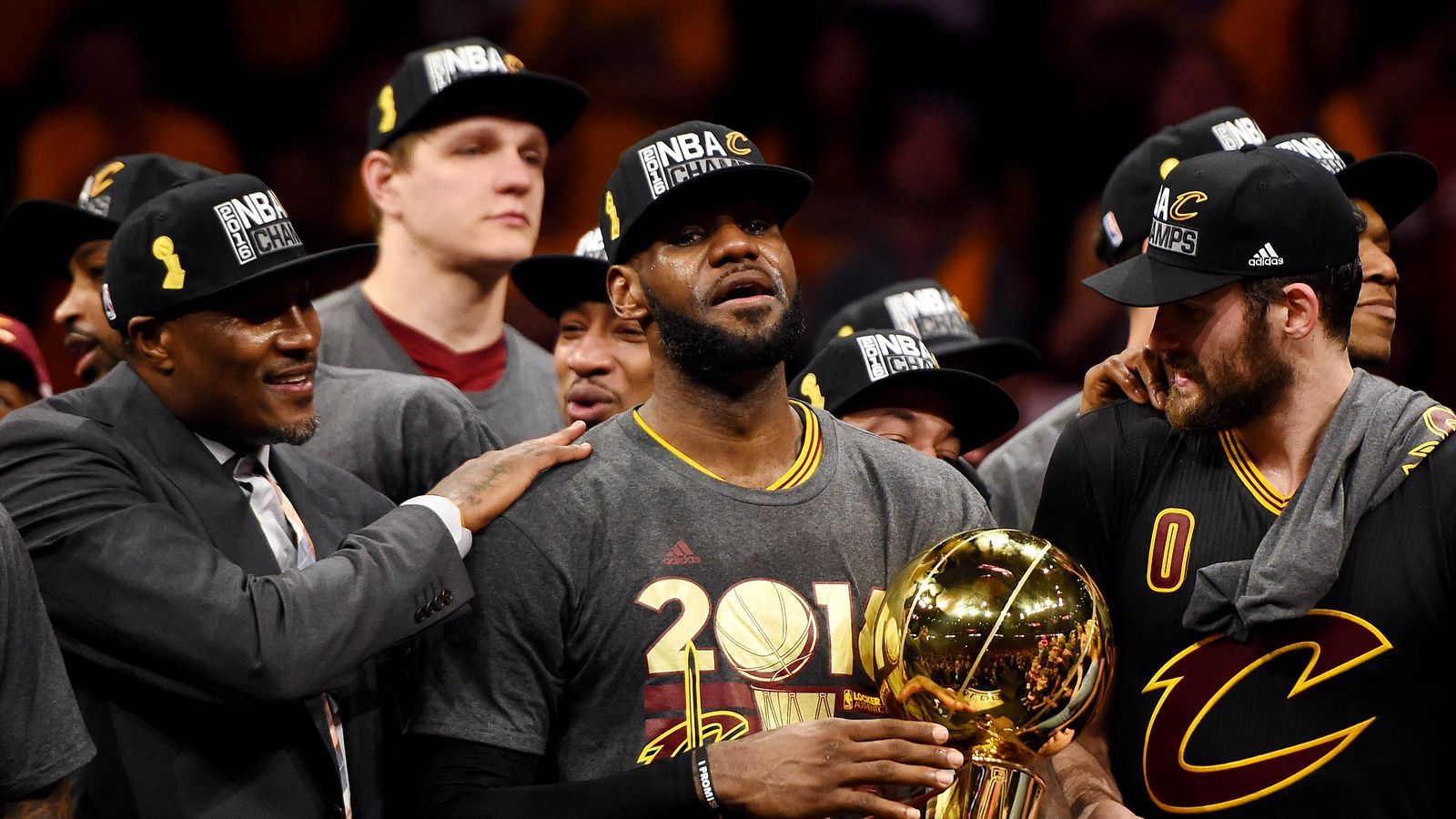 Cavaliers vs. Warriors 2016 final score: LeBron James brings a title back to Cleveland in thrilling Game 7 winCavaliers vs. Warriors 2016 final score: LeBron James brings a title back to Cleveland in thrilling Game 7 win - SBNation.comLeBron James brings NBA Championship to Cleveland - 웹