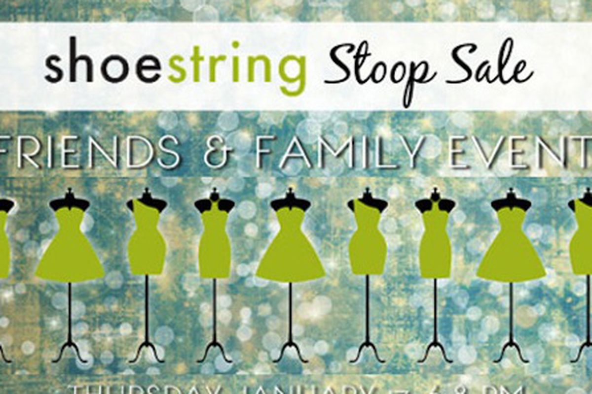 """Image via <a href=""""http://www.shoestringmag.com/shopping/save-your-weekends-shoestrings-first-stoop-sale"""">Shoestring Magazine</a>"""