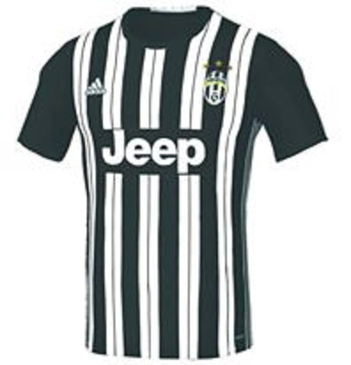 Juventus Jerseys For 2016 17 Season Leaked Black White Read All Over