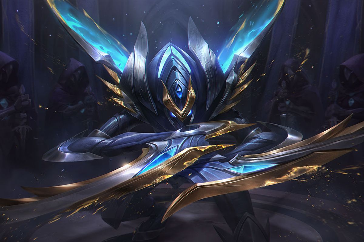 Worlds 2019: pro player EUW and KR summoner names