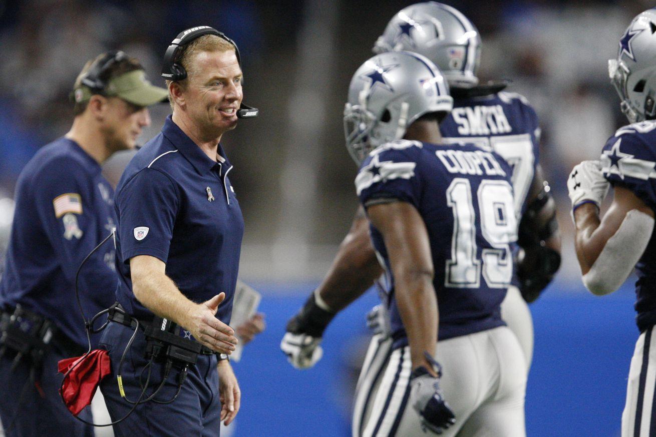 NFL: Dallas Cowboys at Detroit Lions