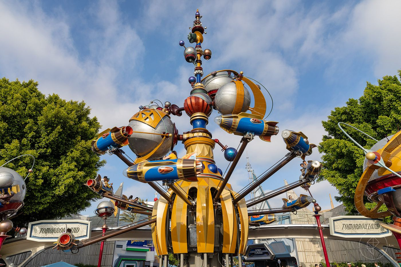 Disneyland review: the iconic theme park in the Star Wars