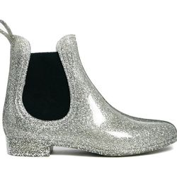 """<b>ASOS</b> Gamble Jelly Shoes, <a href=""""http://us.asos.com/ASOS/ASOS-GAMBLE-Jelly-Shoes/Prod/pgeproduct.aspx?iid=3727231&SearchQuery=jellie&sh=0&pge=0&pgesize=36&sort=-1&clr=Silver"""">$37.63</a>"""