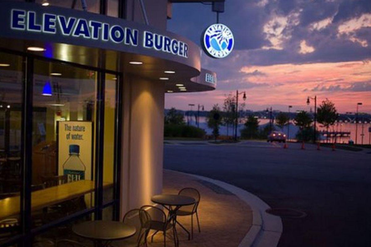 Elevation Burger opens in Southwest Vegas next week.