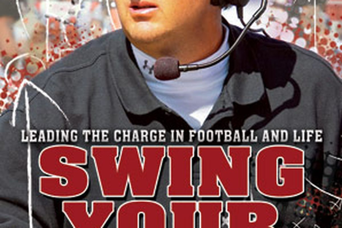 Mike Leach Swing Your Sword Cover
