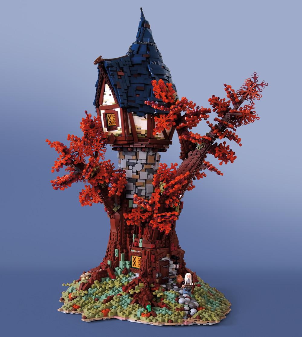 Beautiful LEGO House