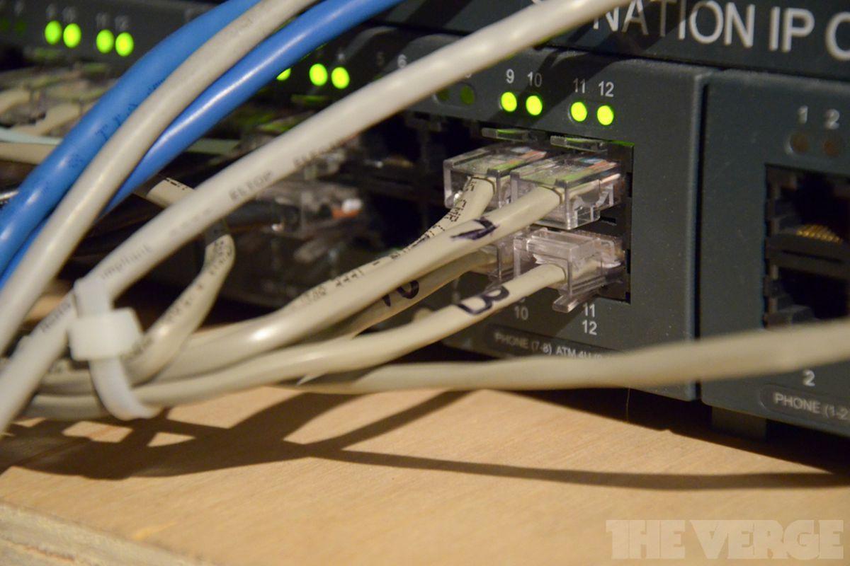 Internet Ethernet